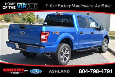 2019 F-150 SuperCrew Cab 4x4, Pickup #JD28888 - photo 5