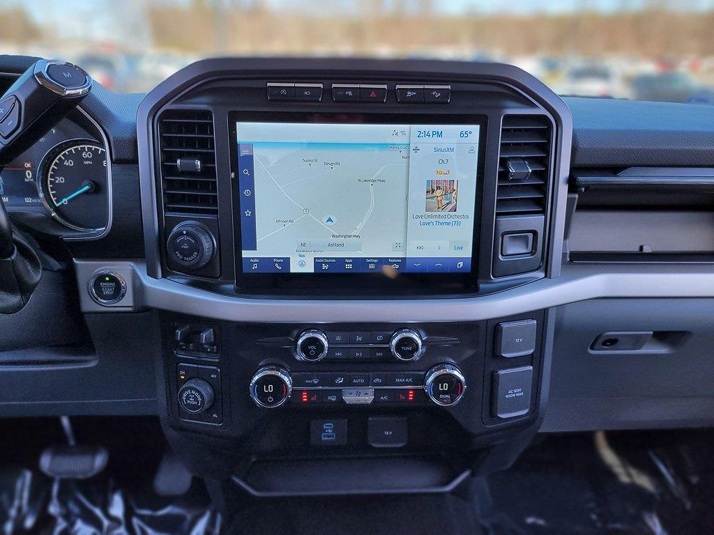 2021 Ford F-150 SuperCrew Cab 4x4, Pickup #JD31057 - photo 19