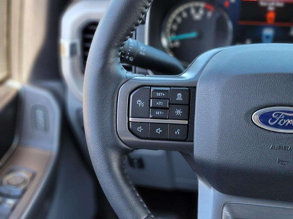 2021 Ford F-150 SuperCrew Cab 4x4, Pickup #JD31057 - photo 22