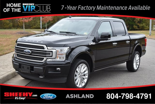 2018 F-150 SuperCrew Cab 4x4,  Pickup #JD41690 - photo 1