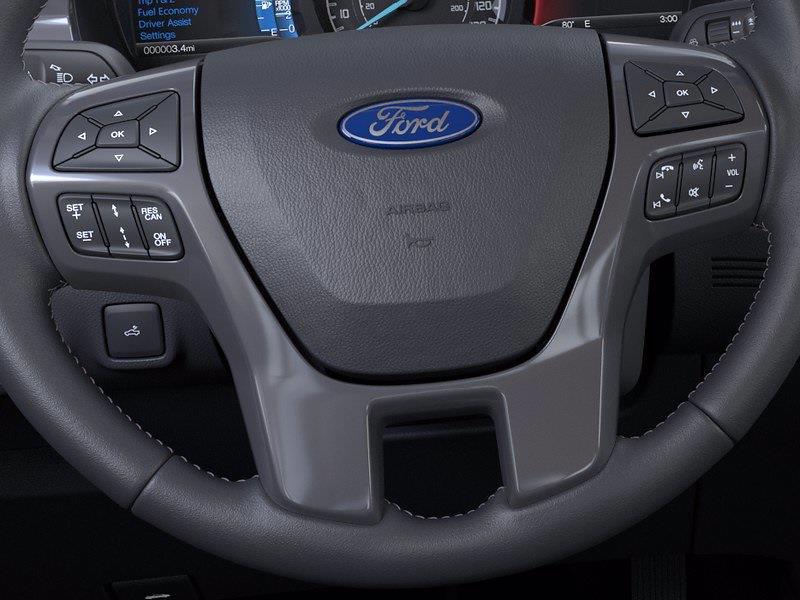 2021 Ford Ranger SuperCrew Cab 4x4, Pickup #JD41933 - photo 12