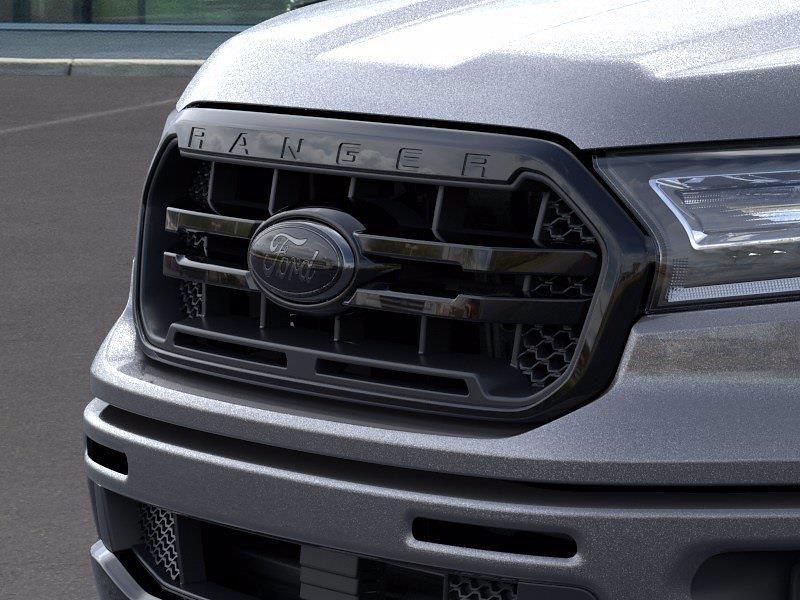 2021 Ford Ranger SuperCrew Cab 4x4, Pickup #JD41933 - photo 17