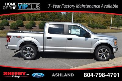 2019 F-150 SuperCrew Cab 4x2, Pickup #JD42880 - photo 4