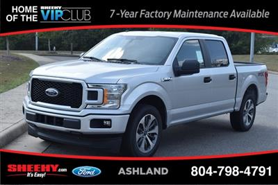 2019 F-150 SuperCrew Cab 4x2, Pickup #JD42880 - photo 1
