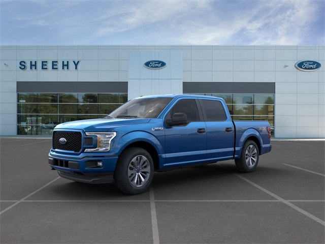 2019 F-150 SuperCrew Cab 4x4, Pickup #JD42883 - photo 3