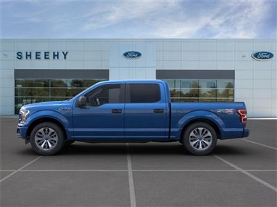 2019 F-150 SuperCrew Cab 4x4, Pickup #JD42883 - photo 5