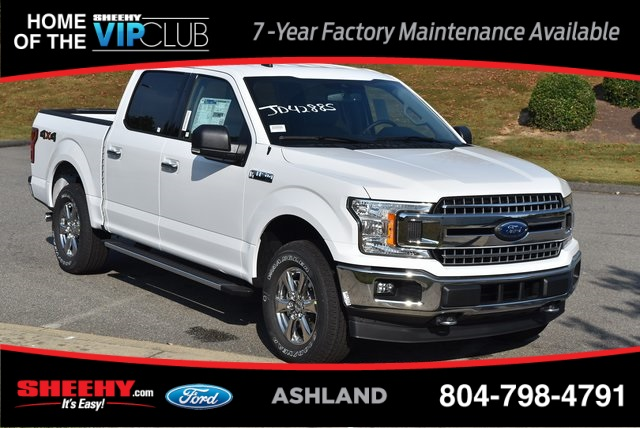 2019 F-150 SuperCrew Cab 4x4,  Pickup #JD42885 - photo 3