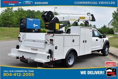 2019 F-550 Super Cab DRW 4x4, Palfinger PAL Pro 43 Mechanics Body #JD48322 - photo 5