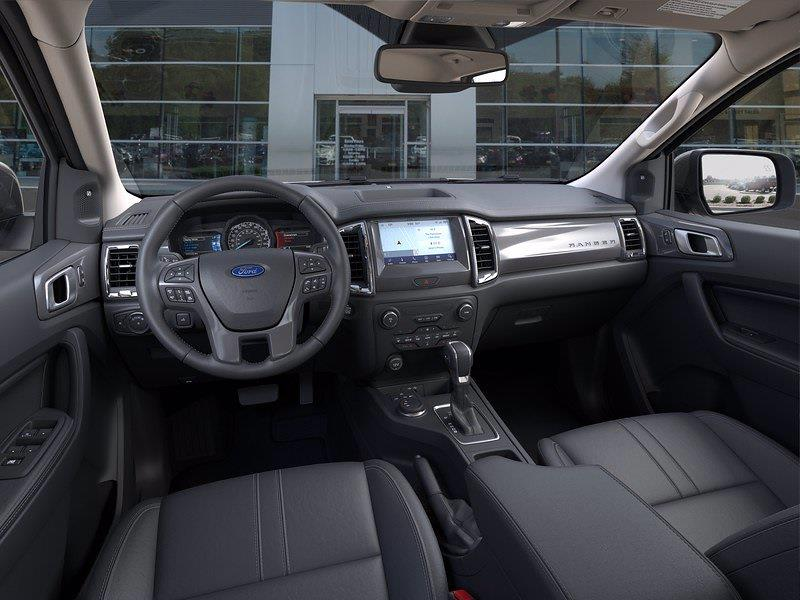 2021 Ford Ranger SuperCrew Cab 4x4, Pickup #JD49273 - photo 9