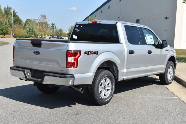 2019 F-150 SuperCrew Cab 4x4,  Pickup #JD50719 - photo 5