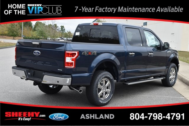 2019 F-150 SuperCrew Cab 4x4,  Pickup #JD50722 - photo 5