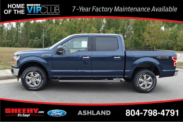 2019 F-150 SuperCrew Cab 4x4,  Pickup #JD50722 - photo 6