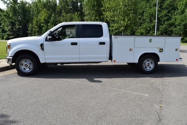 2020 Ford F-350 Crew Cab 4x2, Reading Classic II Steel Service Body #JD51279 - photo 5