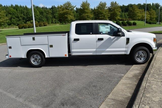 2020 Ford F-350 Crew Cab 4x2, Reading Classic II Steel Service Body #JD51279 - photo 8