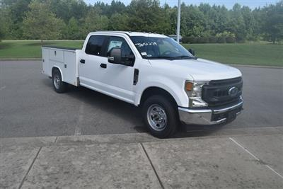 2020 Ford F-350 Crew Cab 4x2, Reading Classic II Steel Service Body #JD51279 - photo 1