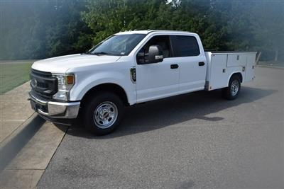 2020 Ford F-350 Crew Cab 4x2, Reading Classic II Steel Service Body #JD51279 - photo 4