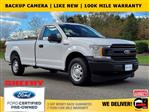 2019 F-150 Regular Cab 4x2, Pickup #JD62679 - photo 3