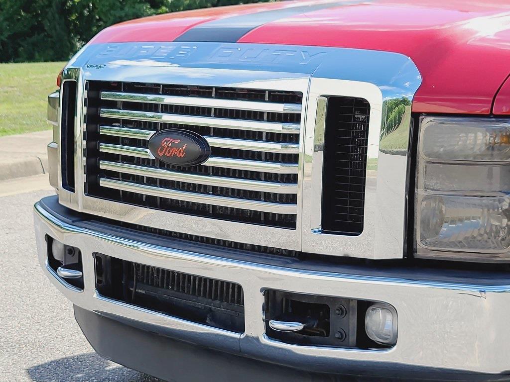 2008 Ford F-350 Crew Cab DRW 4x4, Pickup #JD67630A - photo 3