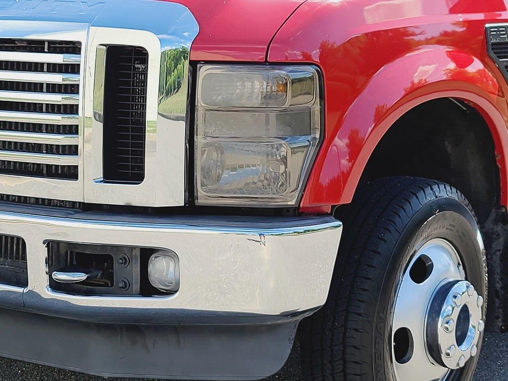 2008 Ford F-350 Crew Cab DRW 4x4, Pickup #JD67630A - photo 4