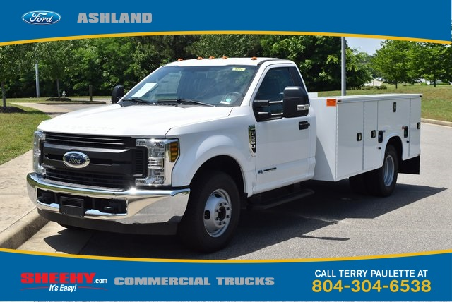 2019 F-350 Regular Cab DRW 4x2,  Knapheide Service Body #JD71987 - photo 1
