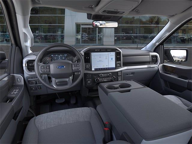 2021 Ford F-150 SuperCrew Cab 4x4, Pickup #JD89652 - photo 9