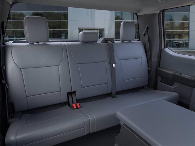 2021 Ford F-150 Super Cab 4x4, Pickup #JD89653 - photo 11