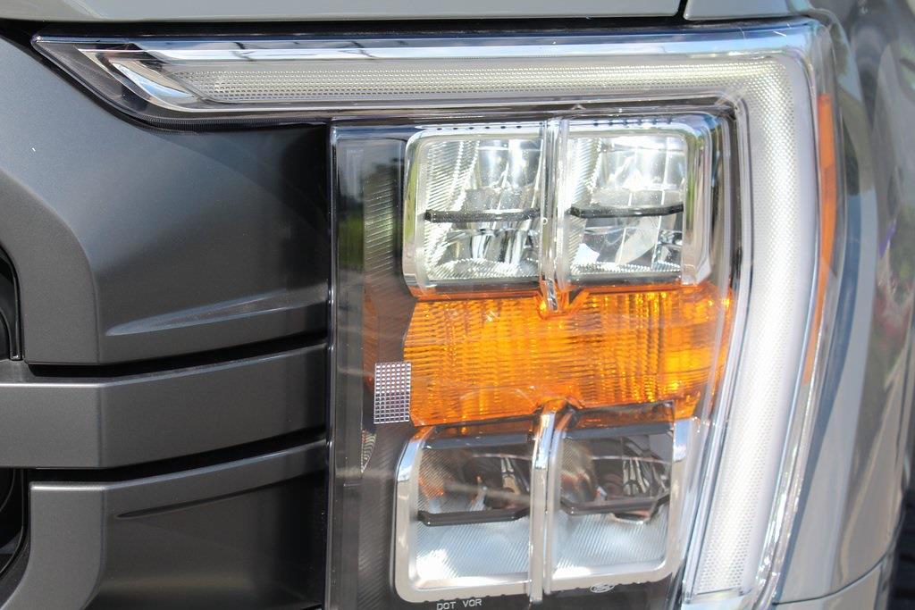 2021 F-150 SuperCrew Cab 4x4,  Pickup #JD97443 - photo 5