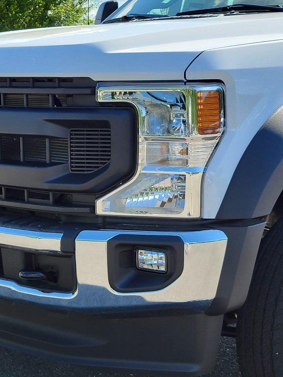 2021 Ford F-550 Regular Cab DRW 4x2, Cab Chassis #JDA01156 - photo 11