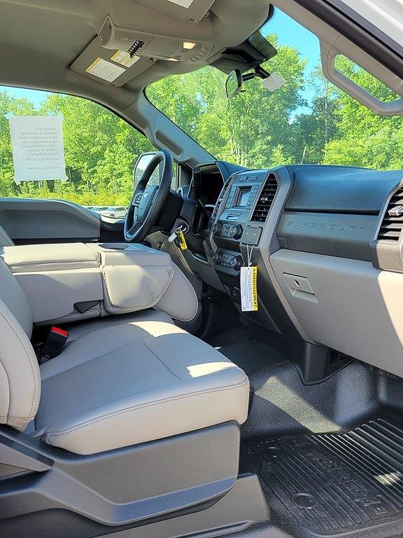 2021 Ford F-550 Regular Cab DRW 4x2, Cab Chassis #JDA01156 - photo 15