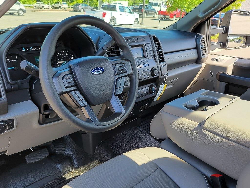2021 Ford F-550 Regular Cab DRW 4x2, Cab Chassis #JDA01156 - photo 17