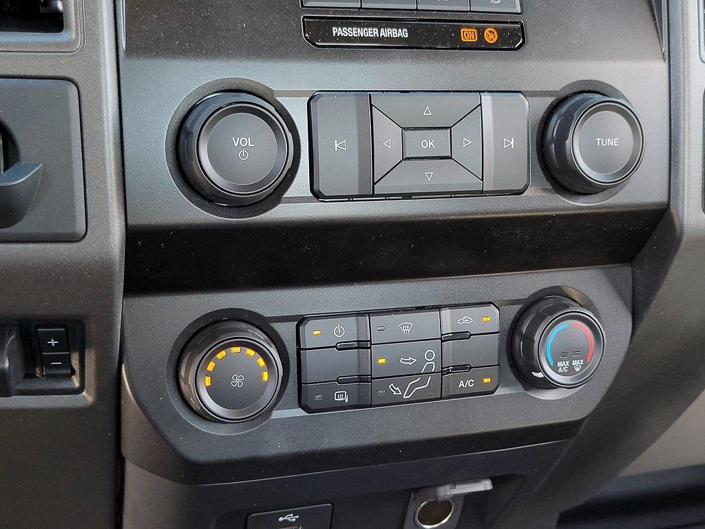 2021 Ford F-550 Regular Cab DRW 4x2, Cab Chassis #JDA01156 - photo 21