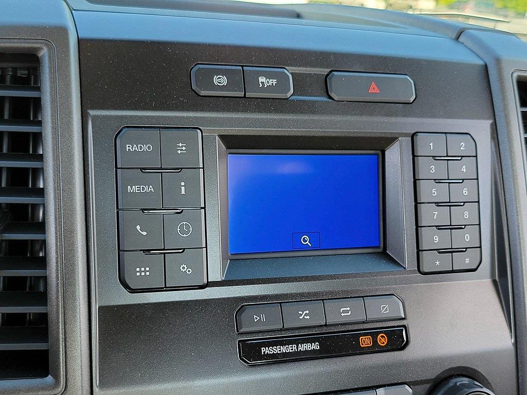 2021 Ford F-550 Regular Cab DRW 4x2, Cab Chassis #JDA01156 - photo 22