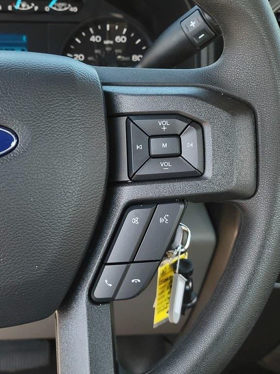 2021 Ford F-550 Regular Cab DRW 4x2, Cab Chassis #JDA01156 - photo 26