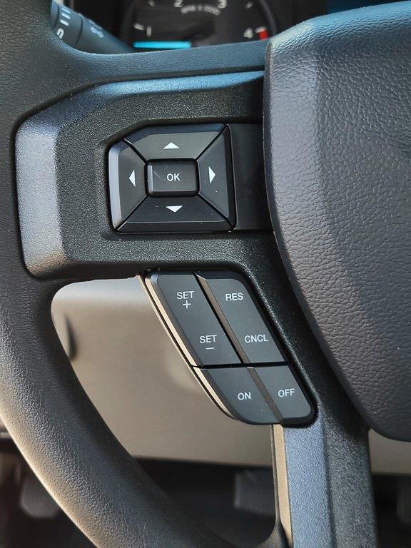2021 Ford F-550 Regular Cab DRW 4x2, Cab Chassis #JDA01156 - photo 27