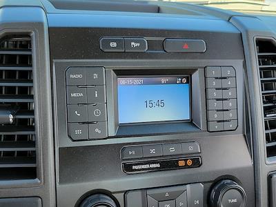 2021 F-550 Regular Cab DRW 4x2,  Reading Classic II Steel Service Body #JDA01156 - photo 22
