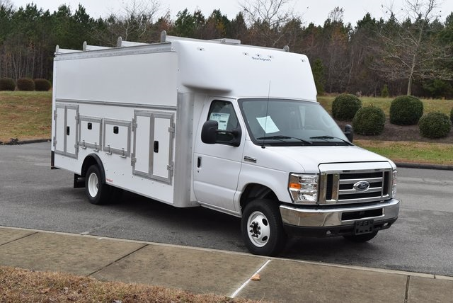 2019 E-450 4x2, Rockport Workport Service Utility Van #JDC61158 - photo 3