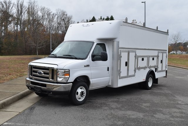 2019 E-450 4x2, Rockport Service Utility Van #JDC61158 - photo 1
