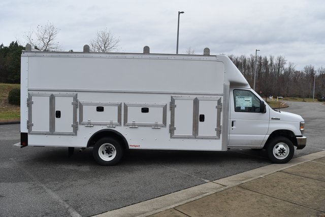 2019 Ford E-450 4x2, Rockport Workport Service Utility Van #JDC61158 - photo 4