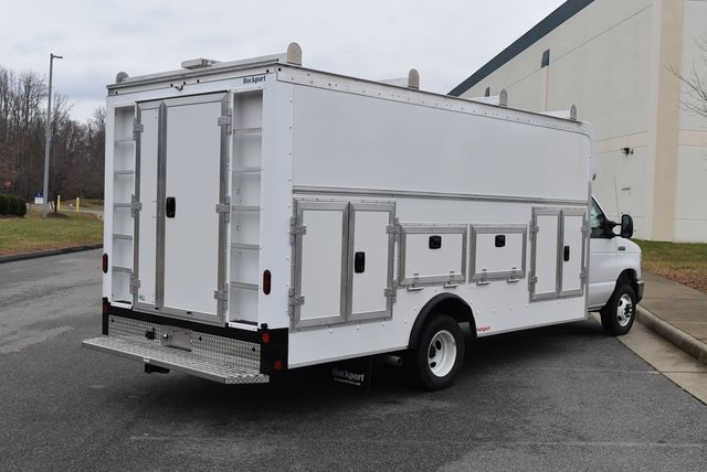 2019 E-450 4x2, Rockport Workport Service Utility Van #JDC61158 - photo 6