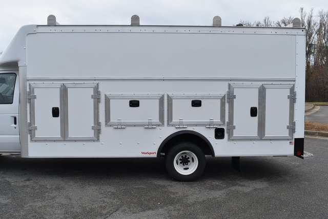 2019 Ford E-450 4x2, Rockport Workport Service Utility Van #JDC61158 - photo 9
