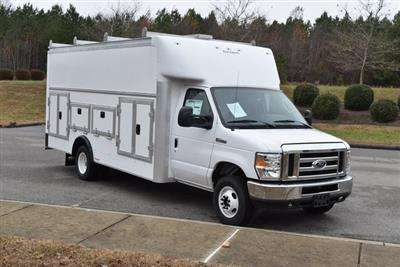 2019 Ford E-450 4x2, Rockport Workport Service Utility Van #JDC61158 - photo 3