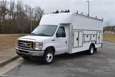 2019 Ford E-450 4x2, Rockport Workport Service Utility Van #JDC61158 - photo 1