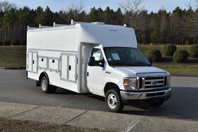 2019 E-450 4x2, Rockport Workport Service Utility Van #JDC61159 - photo 1