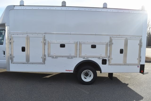 2019 Ford E-450 4x2, Rockport Workport Service Utility Van #JDC61159 - photo 8