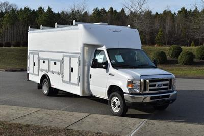 2019 Ford E-450 4x2, Rockport Workport Service Utility Van #JDC61159 - photo 1