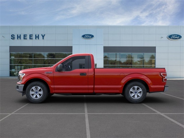 2020 F-150 Regular Cab 4x2, Pickup #JE03027 - photo 4