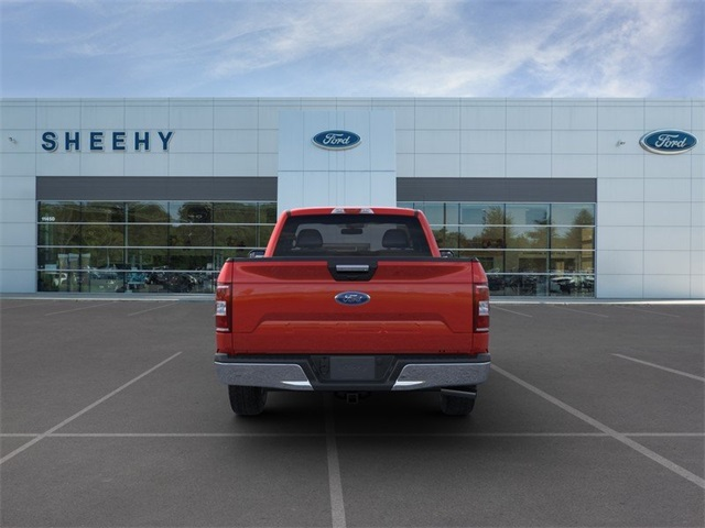 2020 F-150 Regular Cab 4x2, Pickup #JE03027 - photo 5