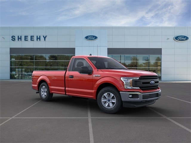 2020 F-150 Regular Cab 4x2, Pickup #JE03027 - photo 7