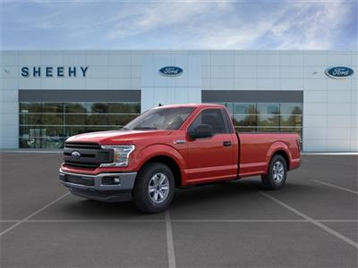 2020 F-150 Regular Cab 4x2, Pickup #JE03027 - photo 1