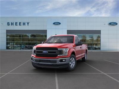 2020 F-150 Regular Cab 4x2, Pickup #JE03027 - photo 3